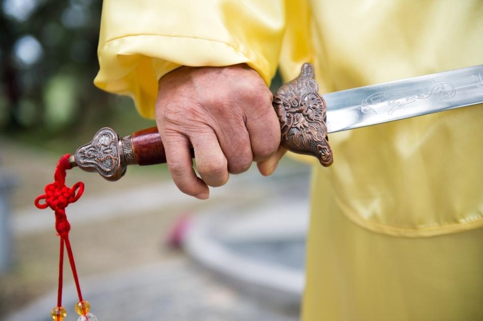 Sabie tradiţională chinezească