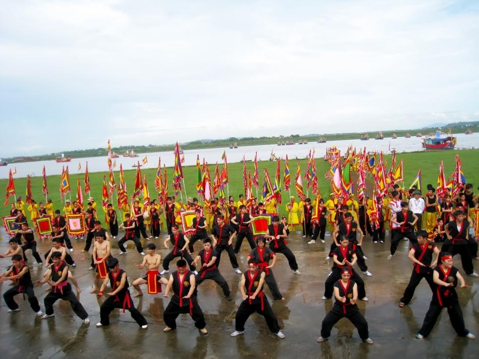 O şcoală de Kung Fu în zilele noastre