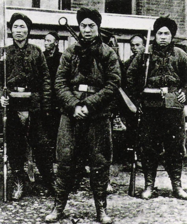 Boxeri din Yi He Tuan