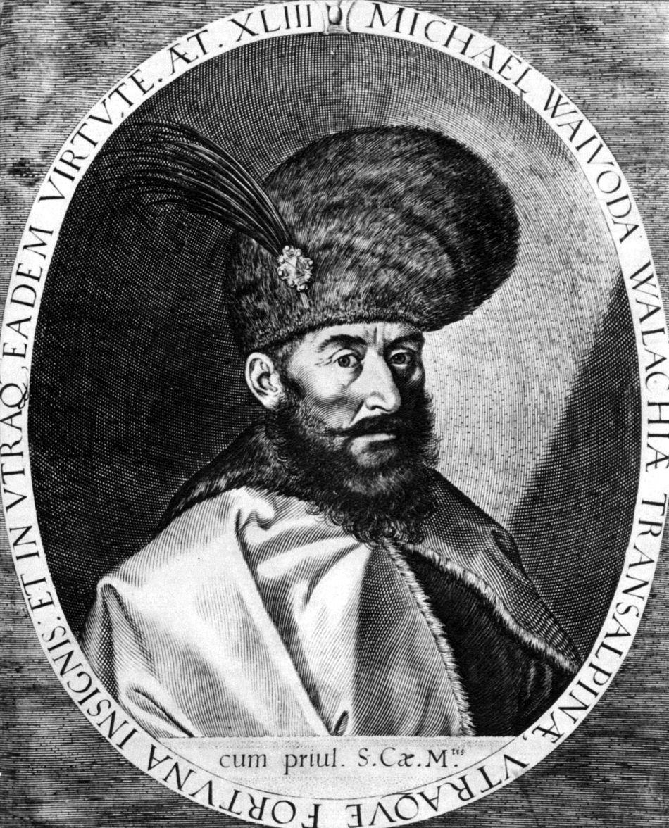 Celebrul portret de la Praga din anul 1601 al lui Mihai Viteazul