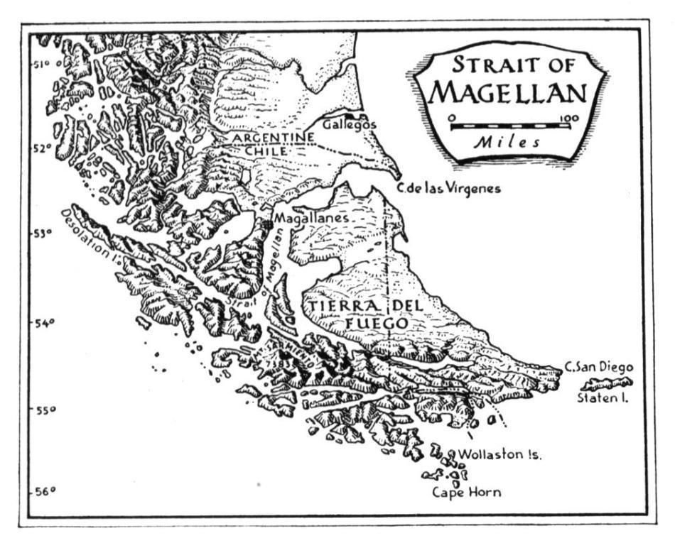 Strâmtoarea Magellan