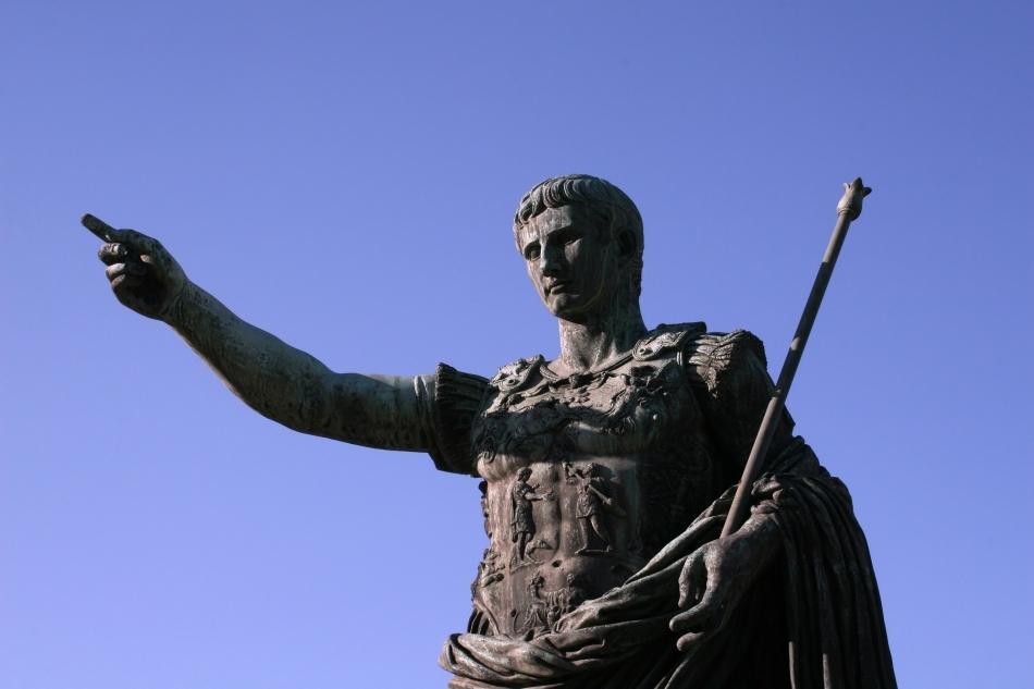 Statuia lui Augustus din Roma