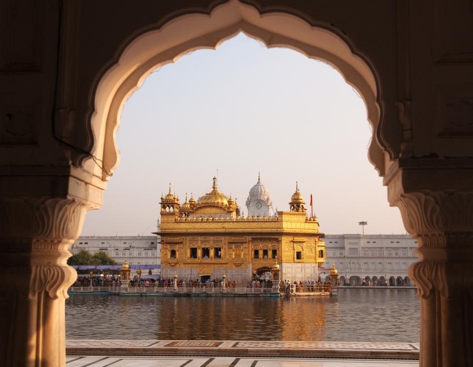 Templul de Aur de la Amritsar