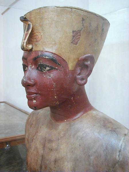 Faraonul Tutankhamon