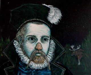 Astronomul Tycho Brahe şi-a pierdut nasul într-un duel provocat de o dezbatere despre o formulă matematică