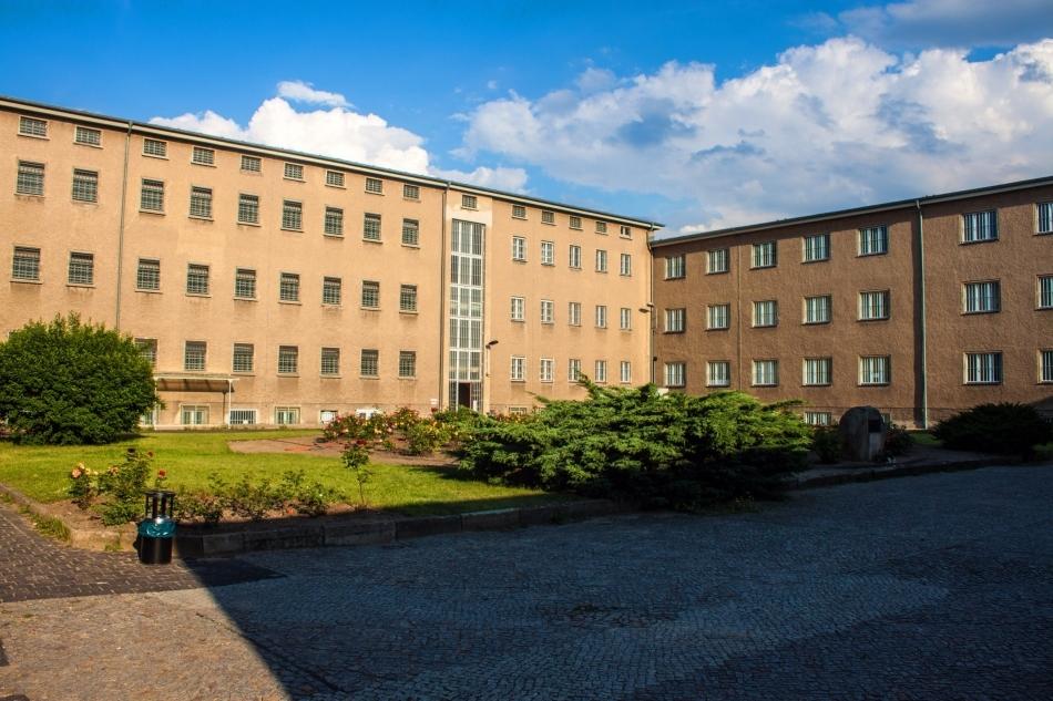 Fosta clădire a Stasi din Berlin