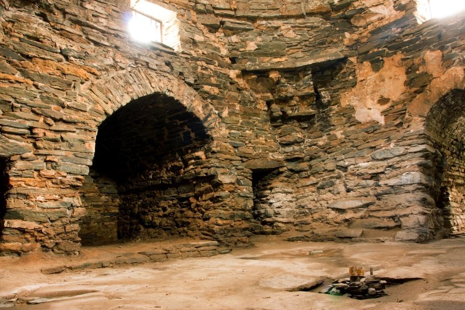 Ruinele unei aşezări nestoriene