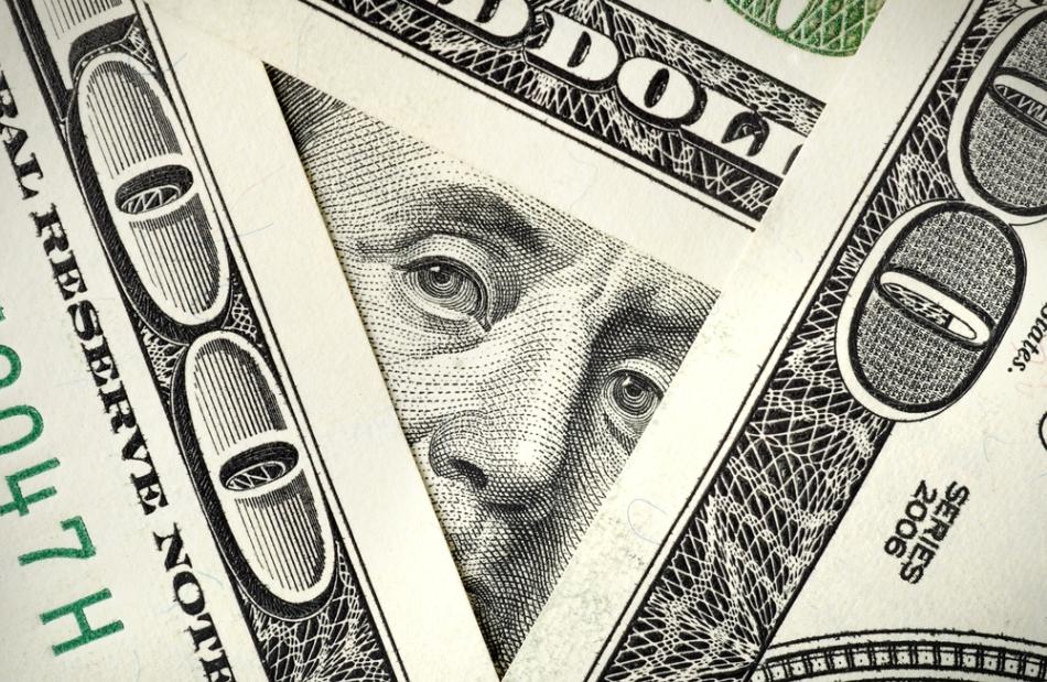 Se crede că dolarii americani ascund multe simboluri.