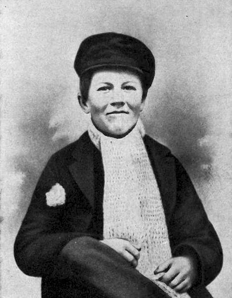 Edison copil
