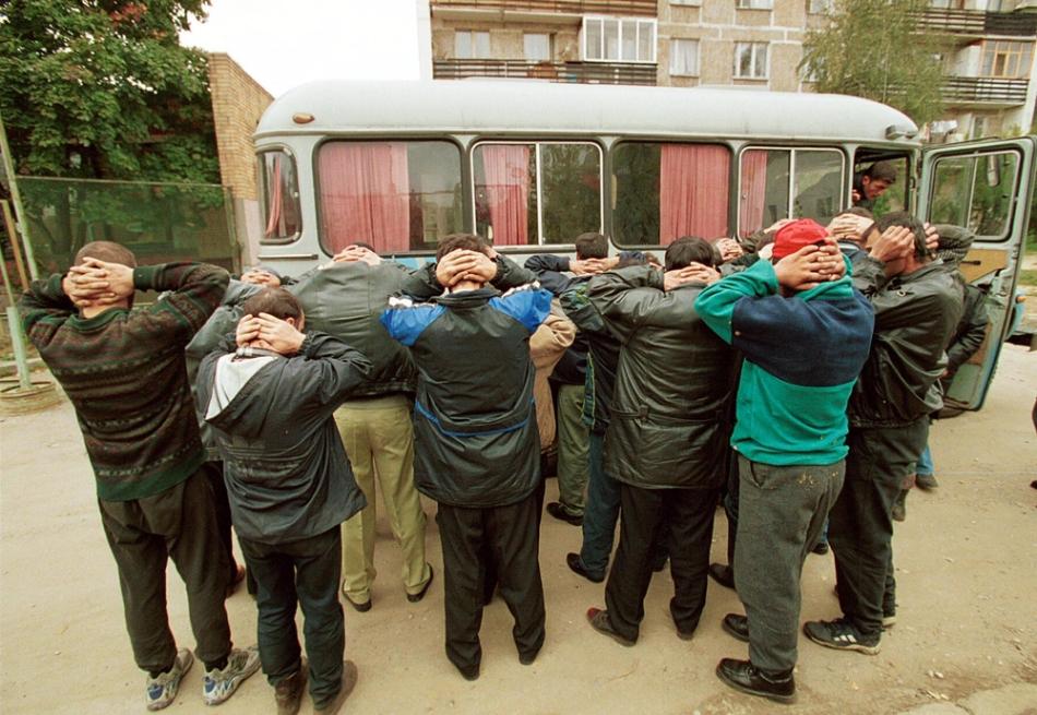 Suspecţi arestaţi pentru identificări în Cecenia.