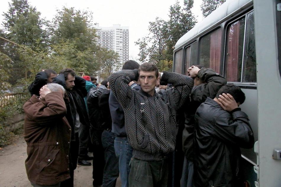 Suspecţi ceceni ridicaţi din Moscova pentru anchete.