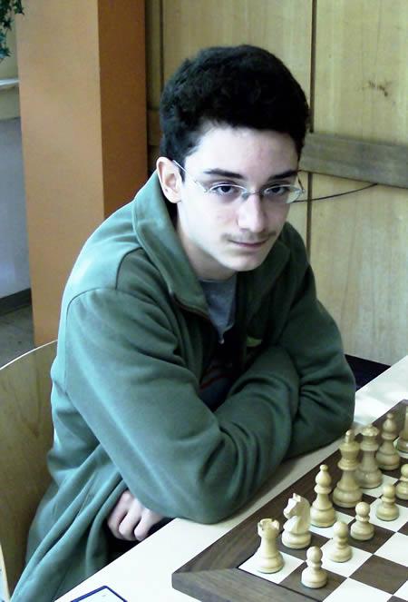 Fabiano Luigi Caruana: copil-minune al sahului