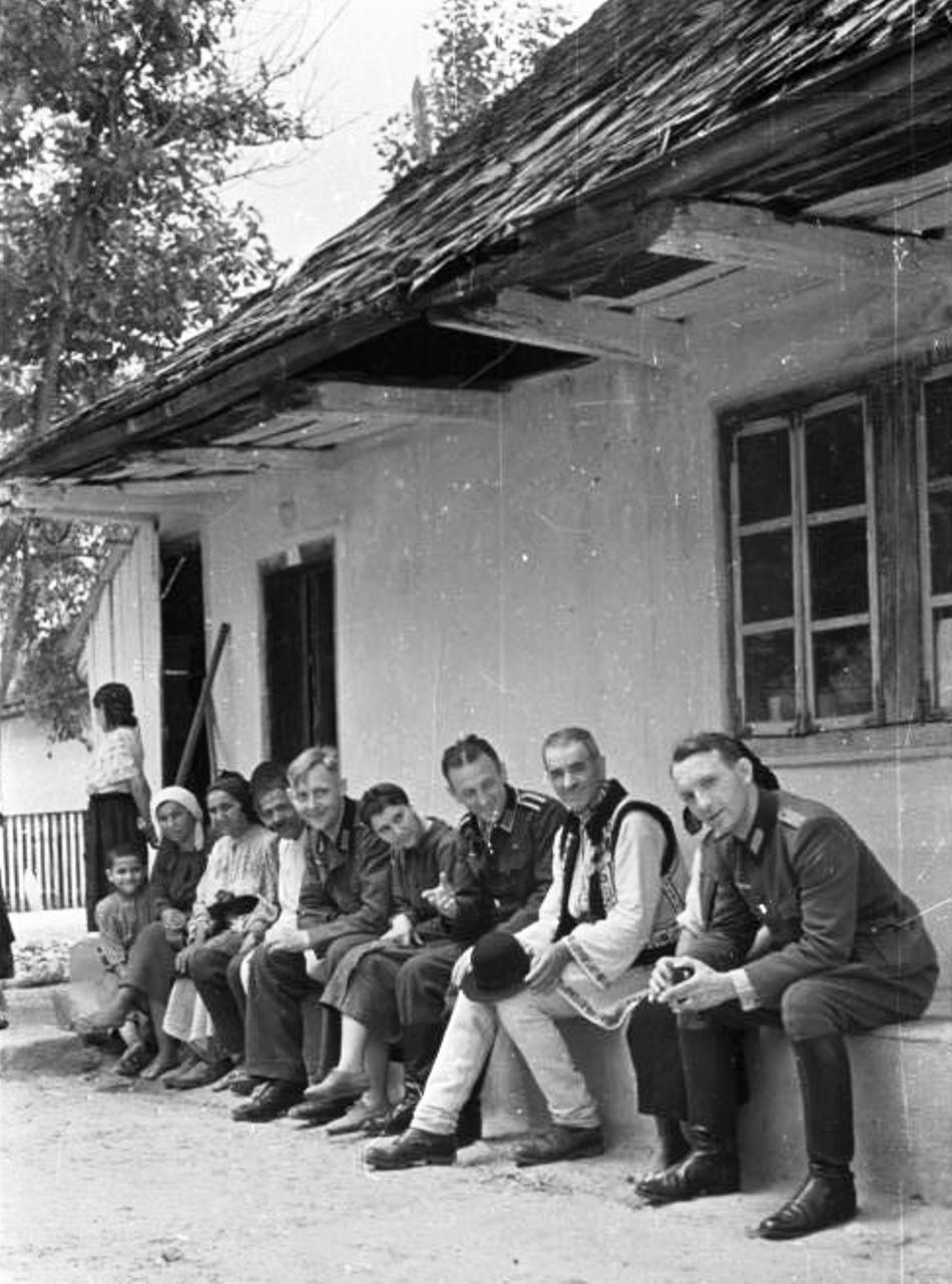 Cum îi vedeau americanii pe români în anii '40