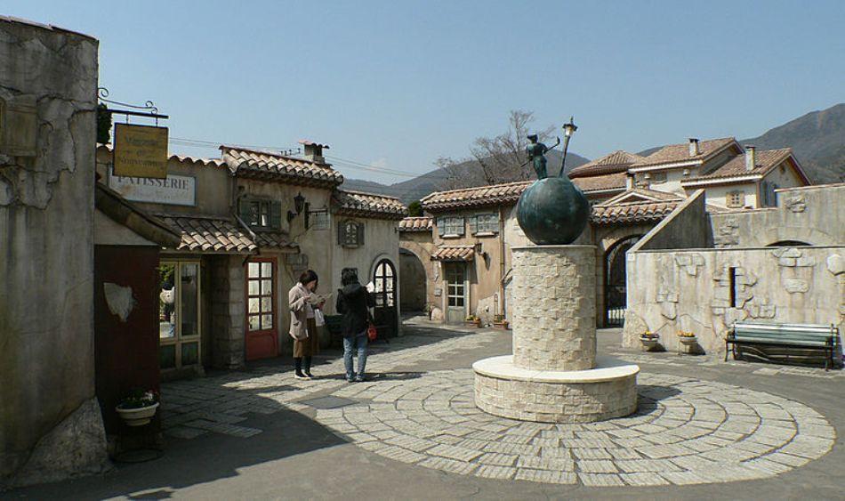 muzeul micului print, localitatea hakone, japonia