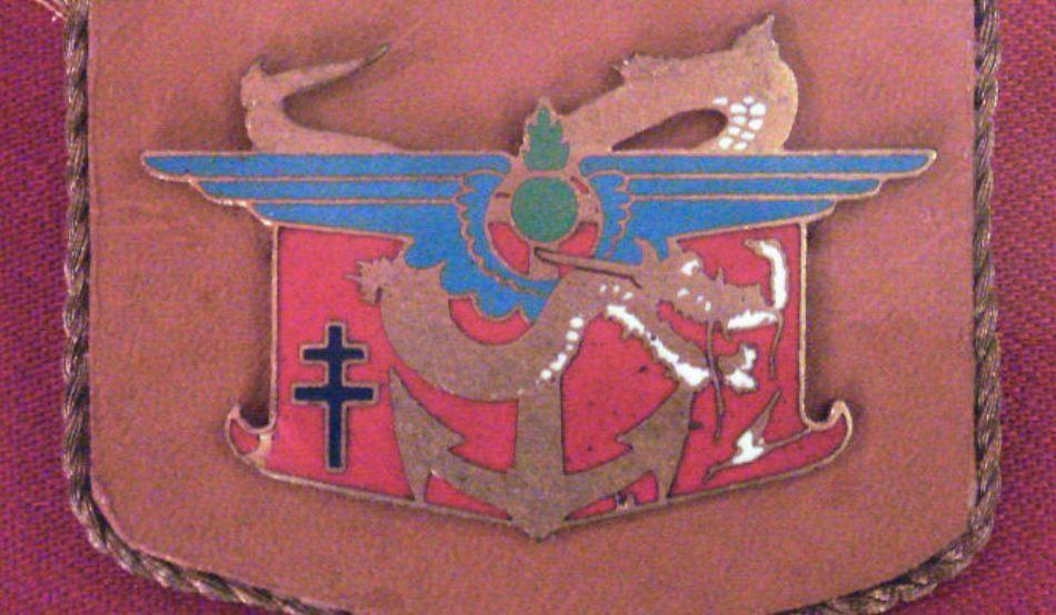 insigna trupelor franceze din indochina