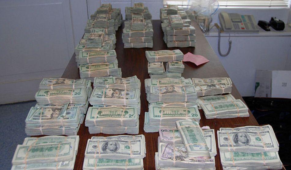 suma impresionante de bani capturata de la mambrii ms-13
