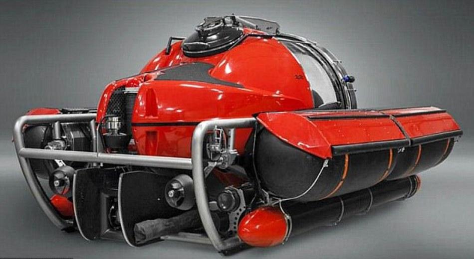 Deşi fabricat, la origine, în scop de agrement, pentru plimbări submarine,  C-Explorer 5 poate fi utilizat şi pentru cercetări oceanologice.