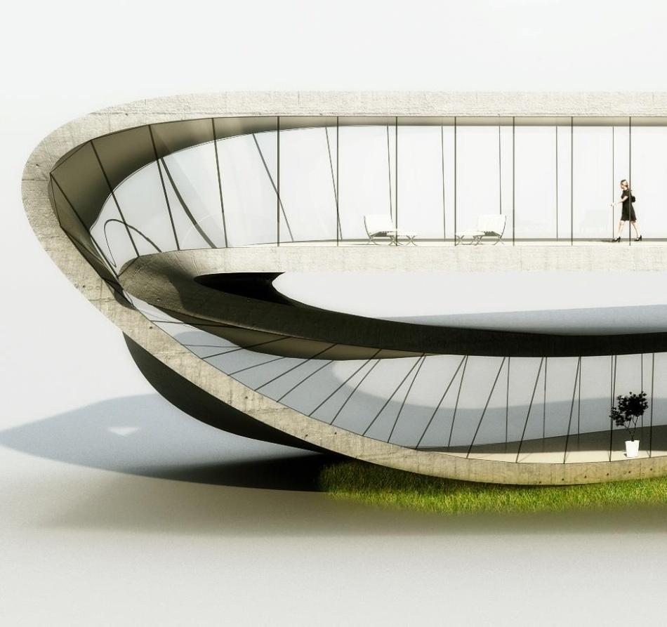 A fost dezvăluit proiectul primei clădiri realizate cu ajutorul imprimantei 3D