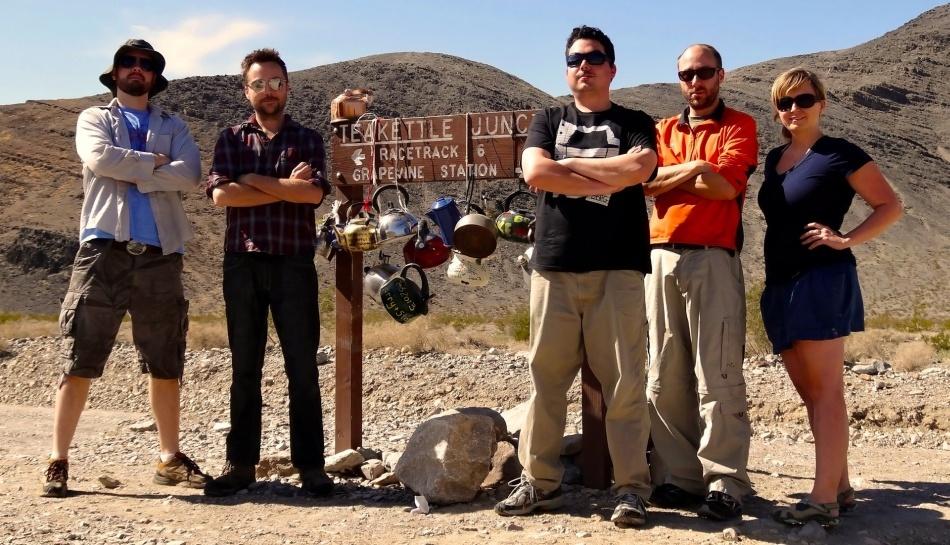 Echipa de fotografi care a realizat clipul video
