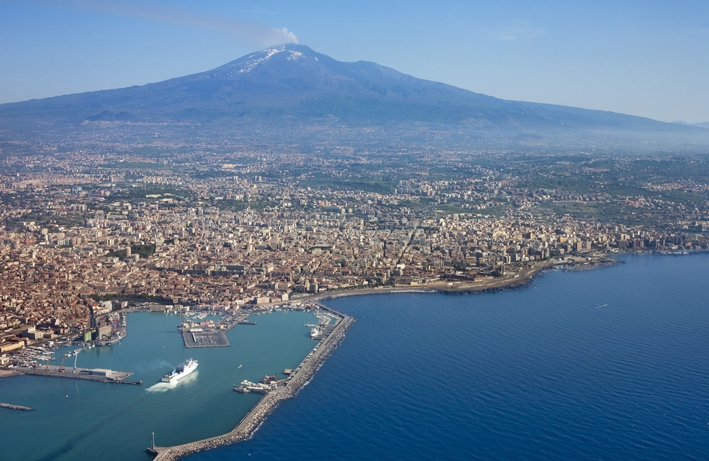 Catania şi Etna