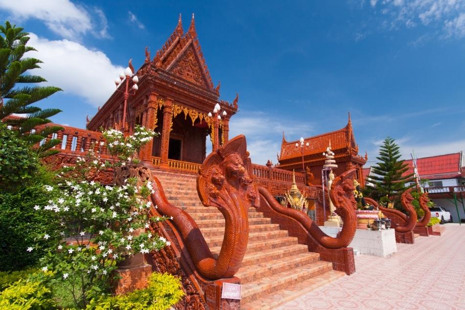 Wat Thai, Bangkok, Thailanda