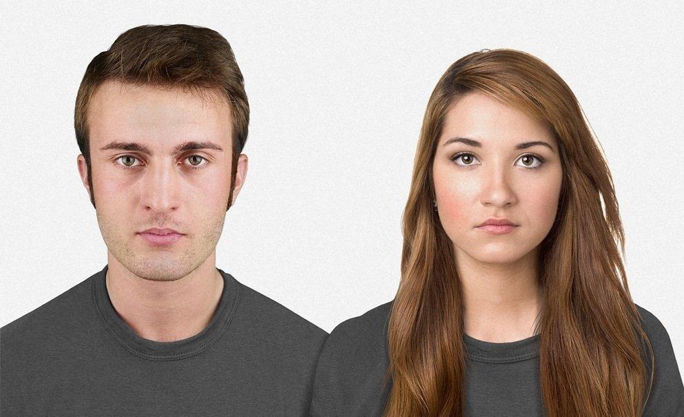 Un bărbat şi o femeie astăzi