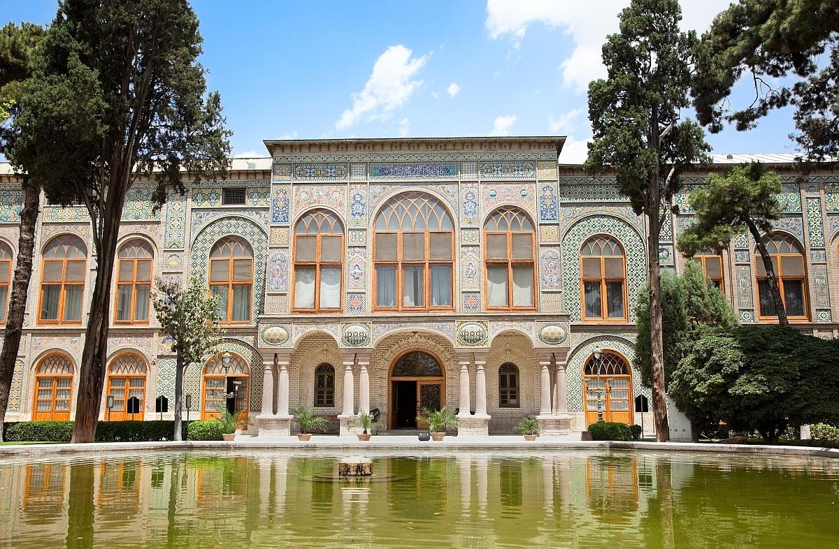 Palatul Golestan (Iran)