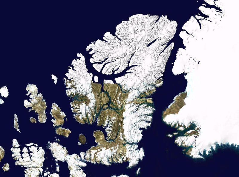 Insula Ellesmere