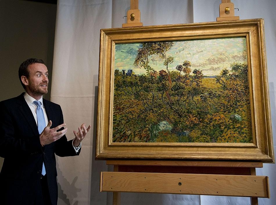 """xel Rueger, directorul muzeului Van Gogh, a descris descoperirea drept """"o experienţă unică în viaţă""""."""