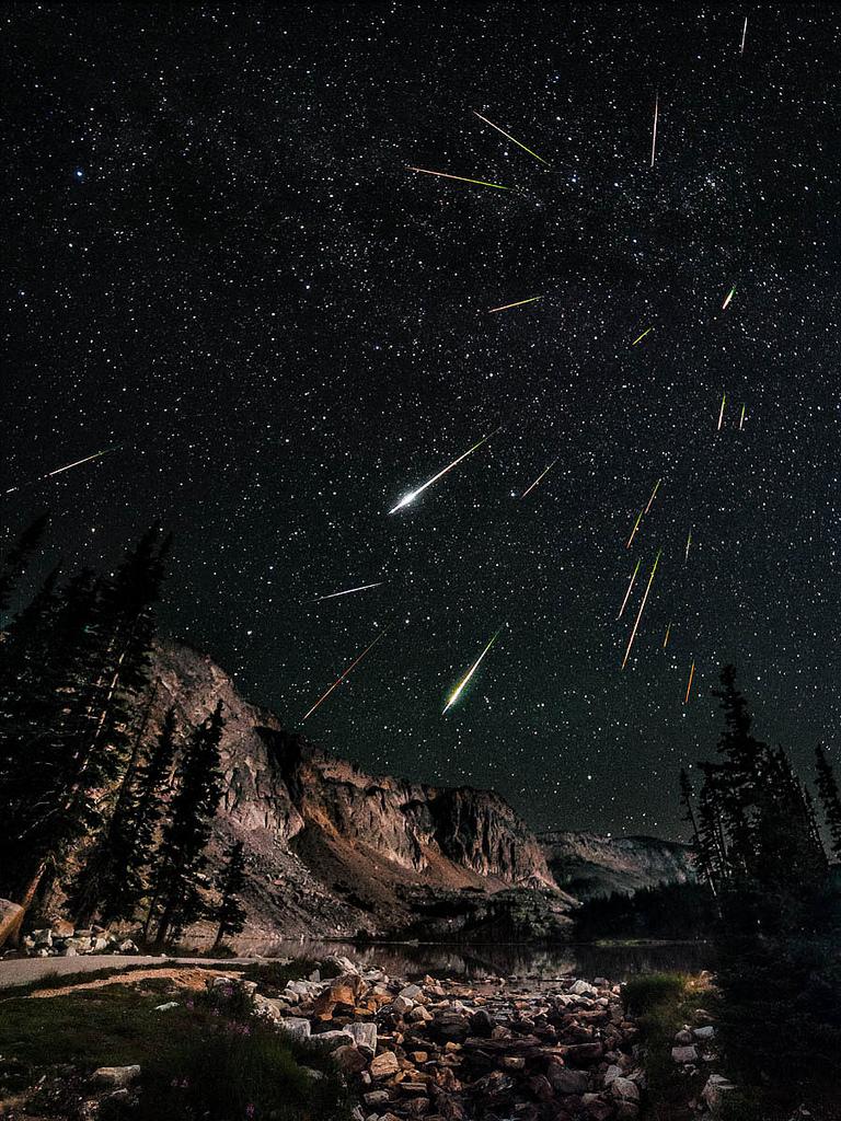Snowy Range Perseid Meteor Shower