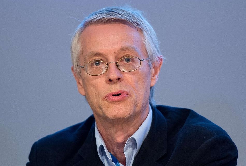 Profesorul Robert West