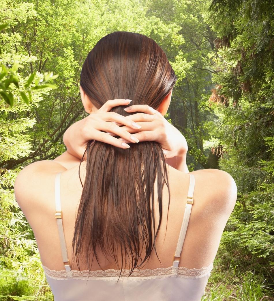 Părul şi azotul