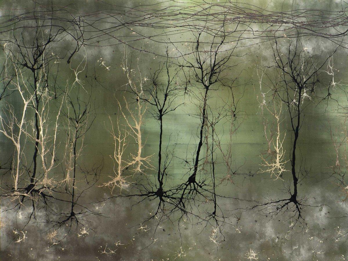 Asemănarea dintre copaci şi neuroni