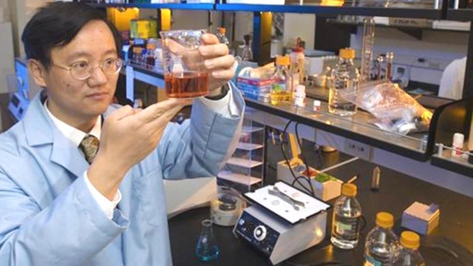 Prof. Percival Zhang a pus la punct un procedeu foarte eficient de transformare a celulozei în substanţe comestibile pentru om.