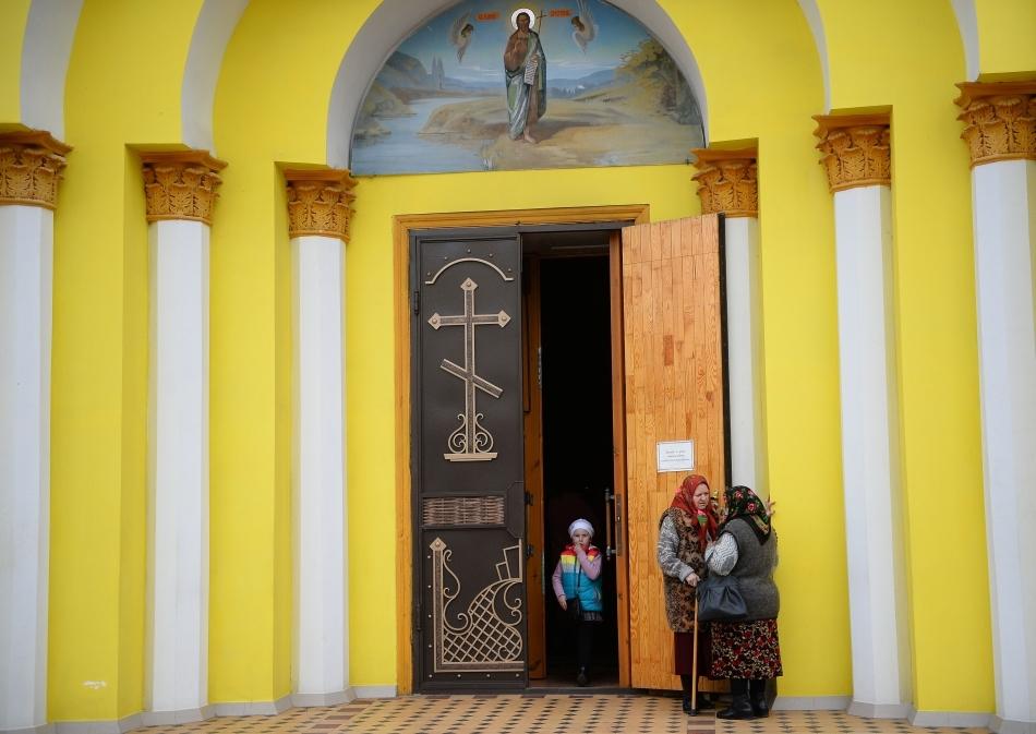 Biserica din Comrat