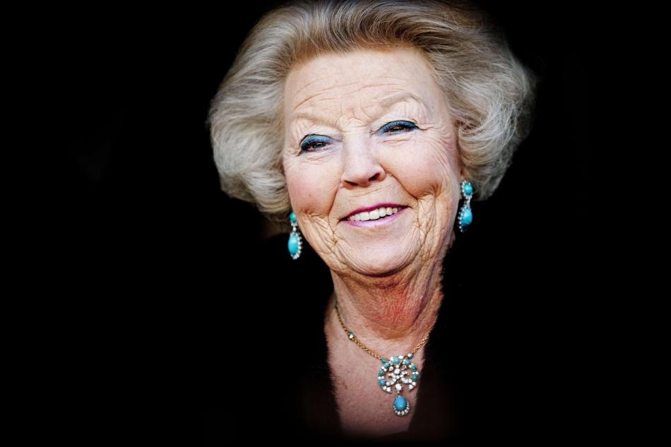 Regina Beatrix a Olandei