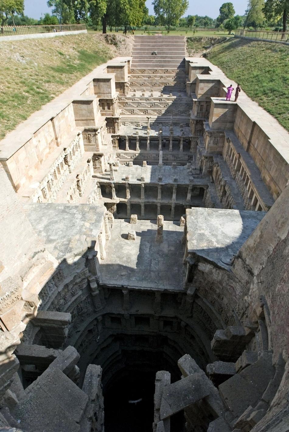 Templul Rani-ki-Vav, care s-ar putea traduce prin