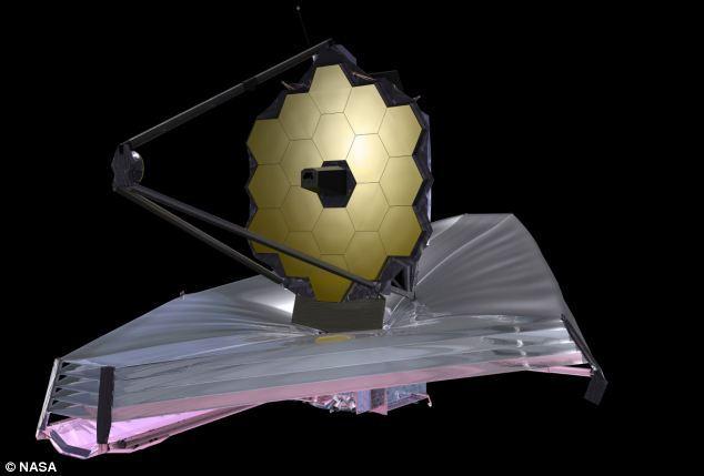 Telescopul spaţial James Webb