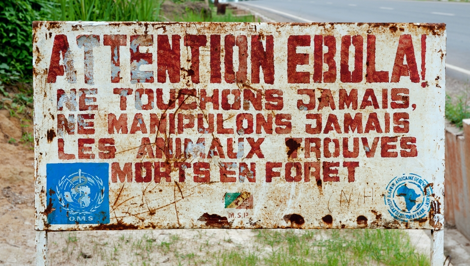 Avertisment în Congo