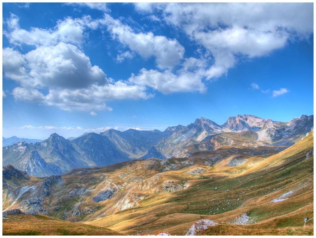 Albania/Macedonia - Muntele Korab - 2764 m