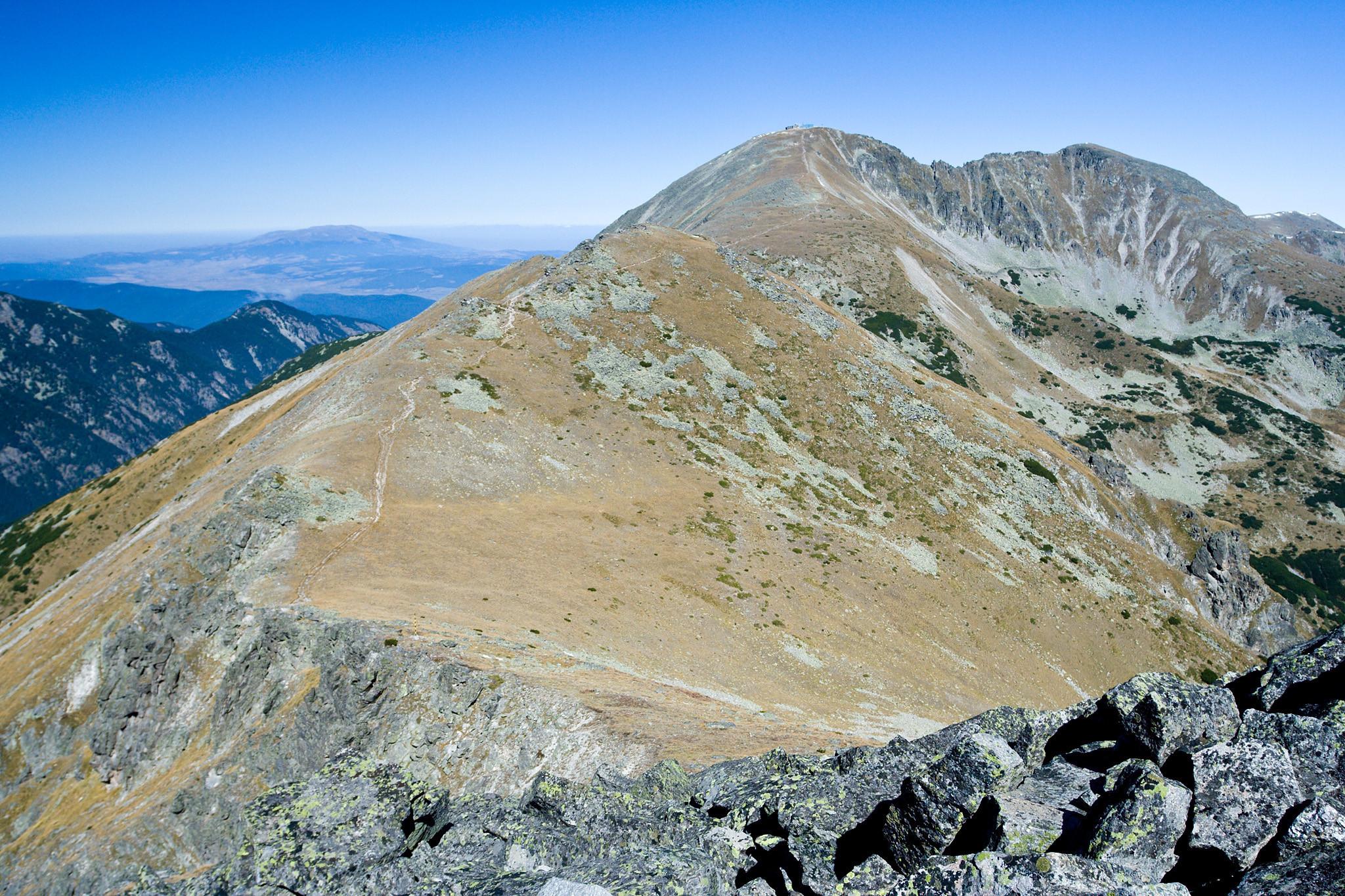 Bulgaria - Musala - 2925 metri