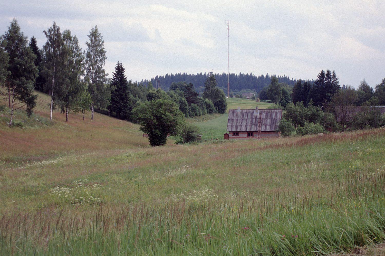 Estonia - Suur Munamägi - 318 metri