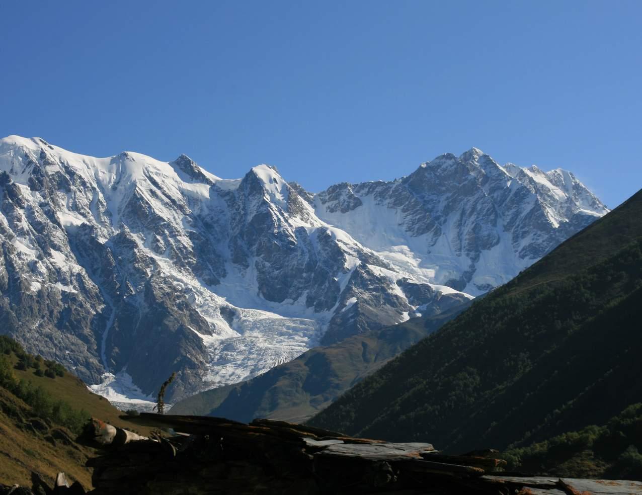 Georgia - Shkhara - 5201 metri