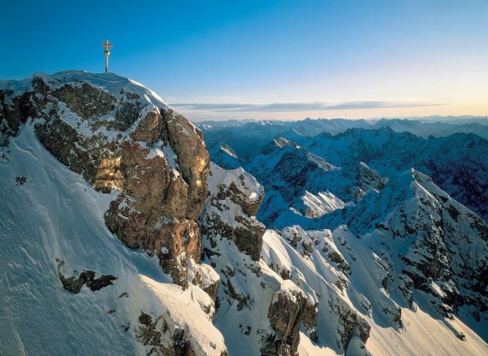 Germania -  Zugspitze - 2962 metri