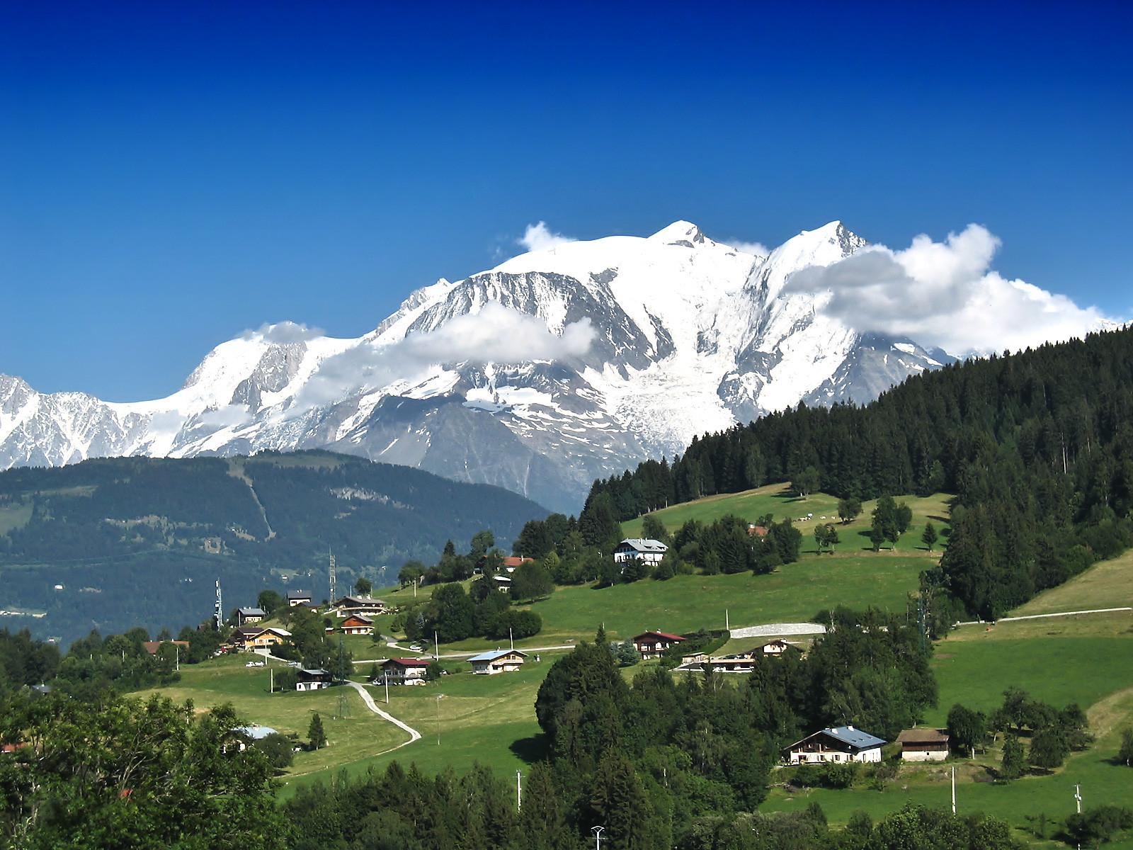 Franţa/Italia - Mont Blanc - 4810 metri