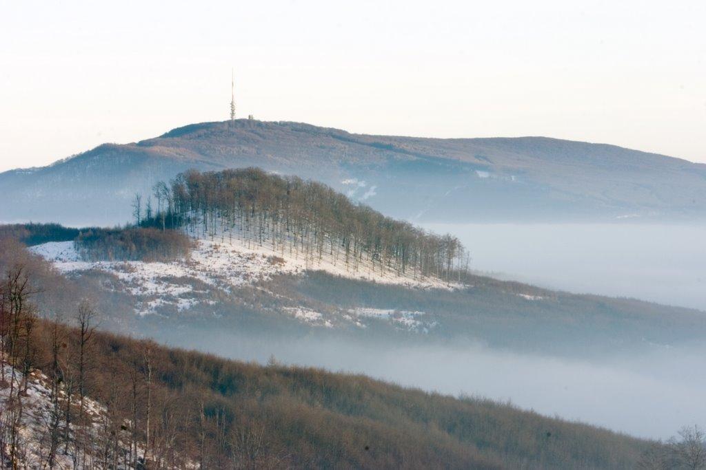 Ungaria - Kékes - 1014 metri