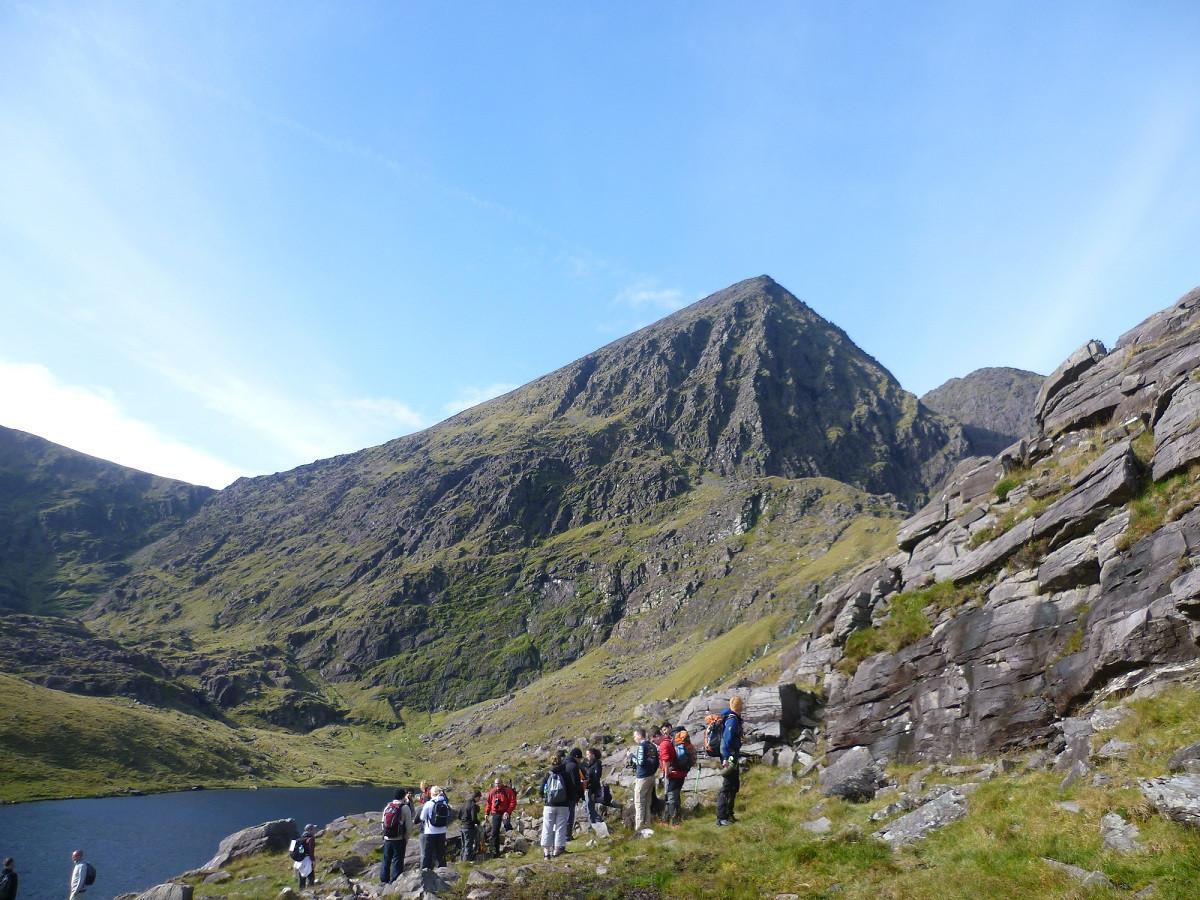 Irlanda - Carrauntoohil - 1041 metri