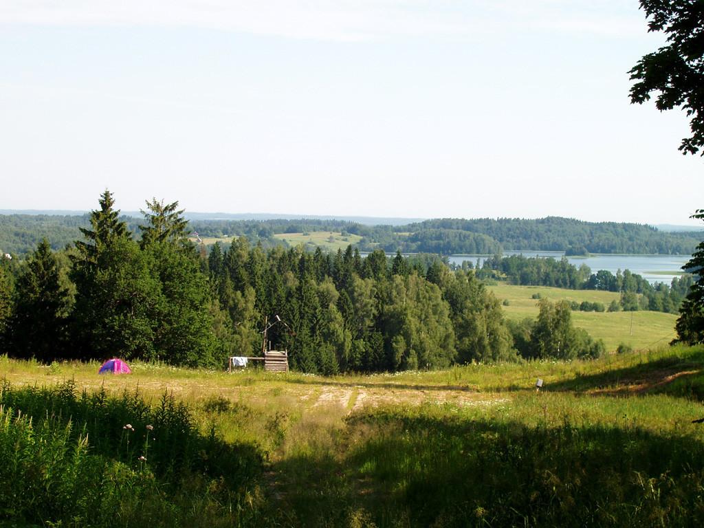 Letonia - Gaizinkalns - 313 metri