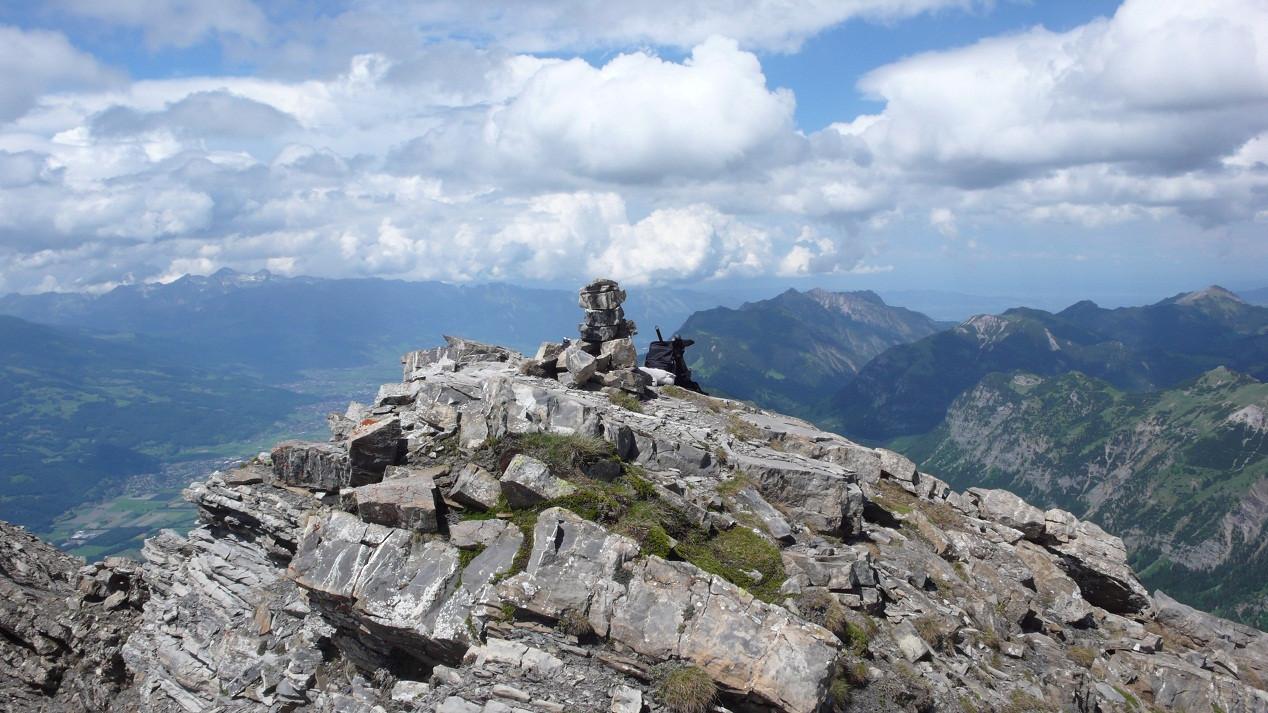 Liechtenstein - Vorder Grauspitz - 2599 metri
