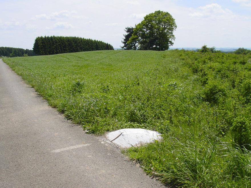 Luxemburg - Kneiff - 560 metri